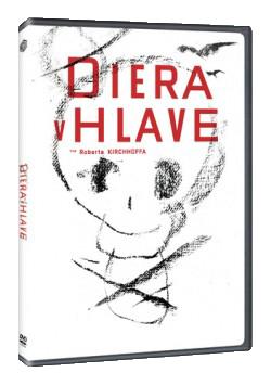 DVD obal Diera v hlave