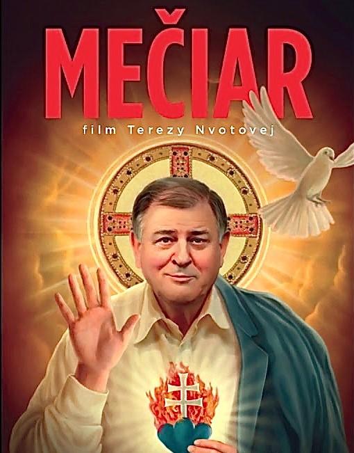 plagát Mečiar