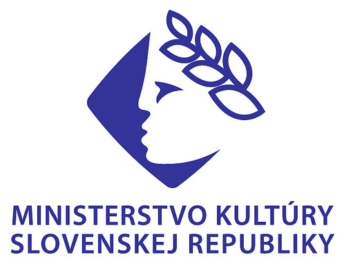 logo Ministerstvo kultúry