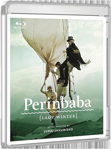 DVD obal Perinbaba